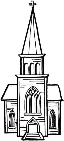 Church clipart #4, Download drawings