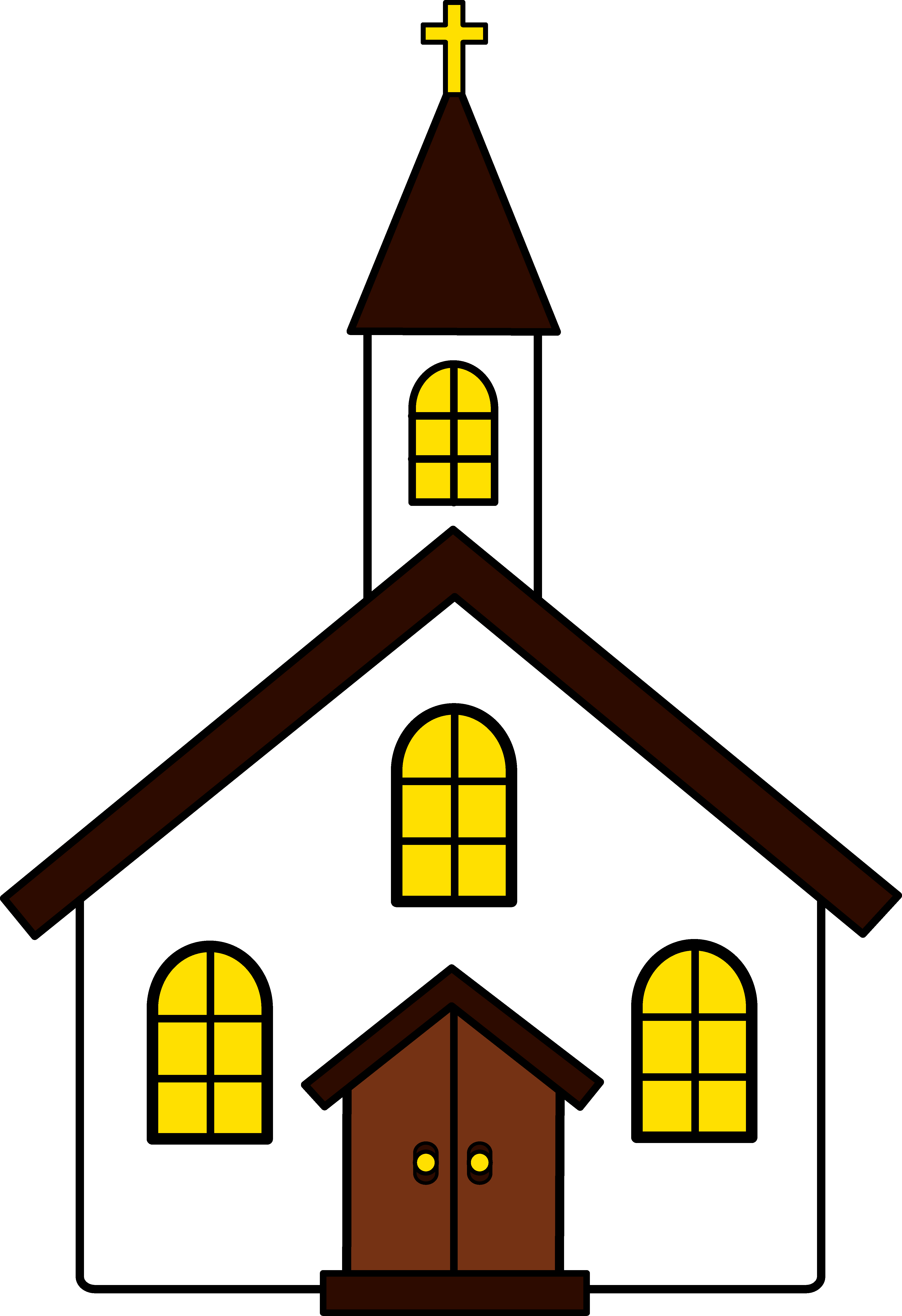 Church clipart #2, Download drawings