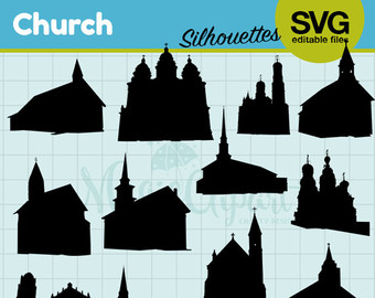 Church svg #11, Download drawings