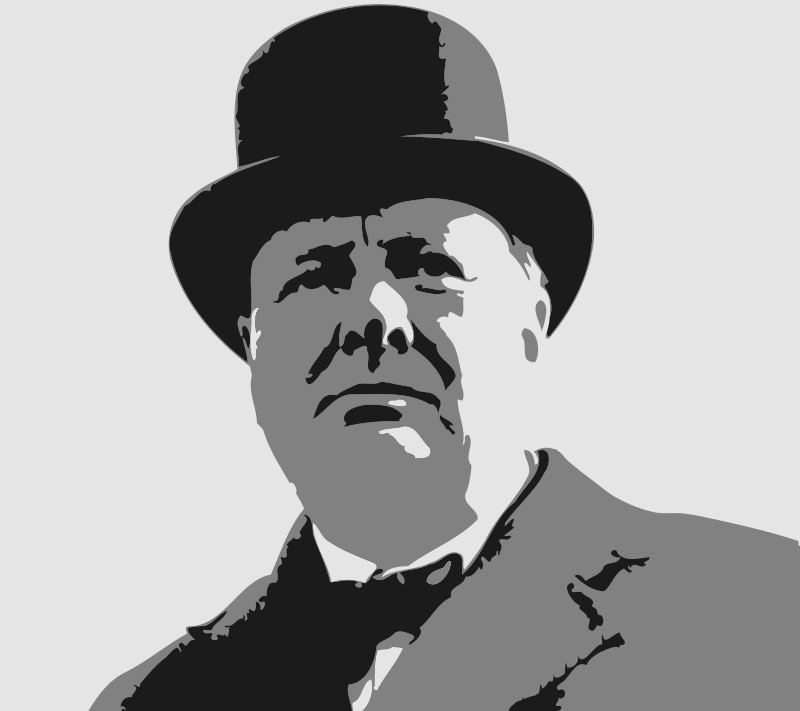 Churchill clipart #18, Download drawings