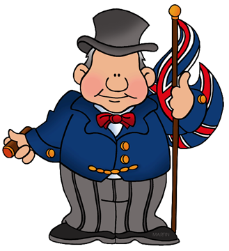 Churchill clipart #1, Download drawings