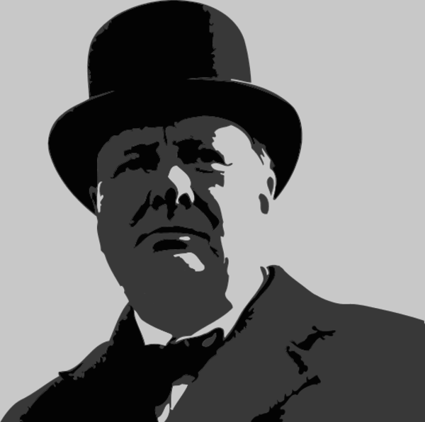Churchill clipart #6, Download drawings