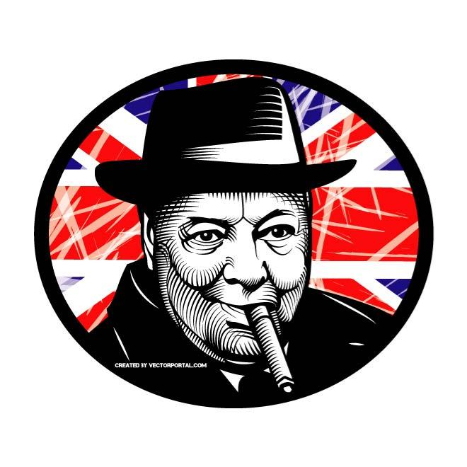 Churchill clipart #19, Download drawings