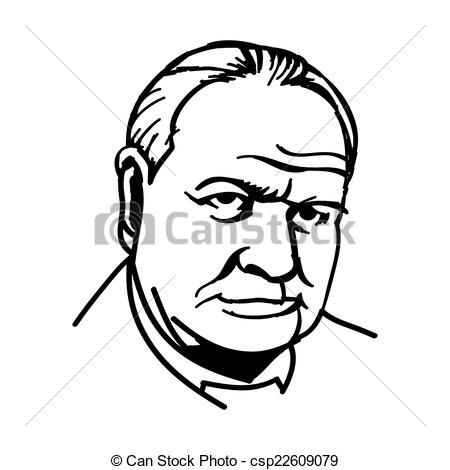 Churchill clipart #16, Download drawings