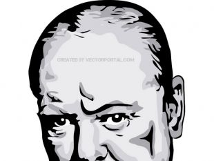 Churchill clipart #12, Download drawings
