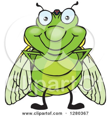 Cicada clipart #12, Download drawings