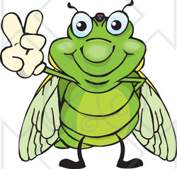 Cicada clipart #11, Download drawings