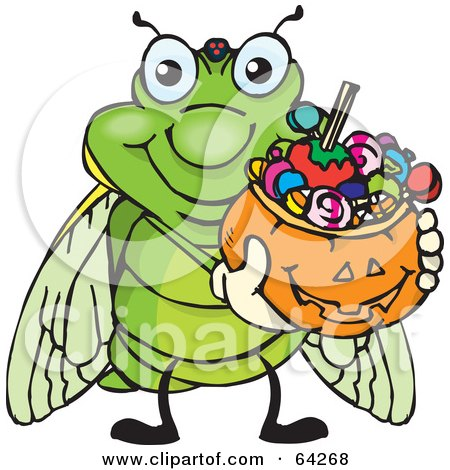 Cicada clipart #5, Download drawings