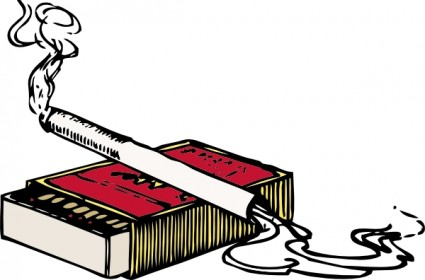 Cigarette clipart #2, Download drawings