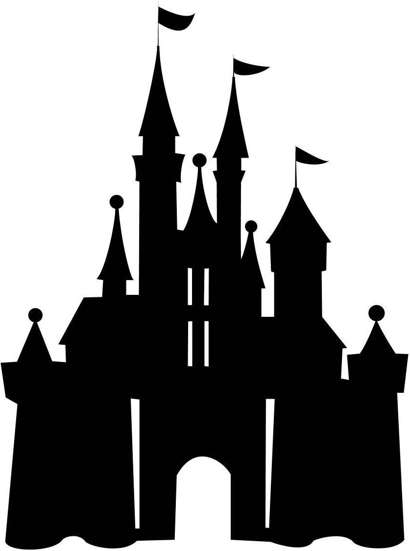 cinderella castle svg #79, Download drawings