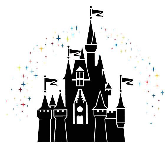 Cinderella's Castle svg #6, Download drawings