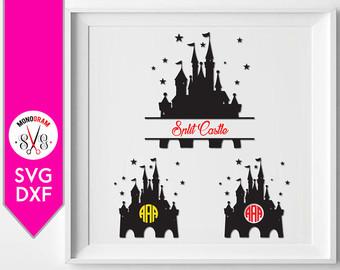 Cinderella's Castle svg #11, Download drawings