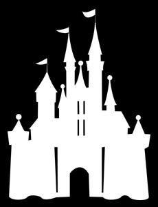 Cinderella's Castle svg #7, Download drawings
