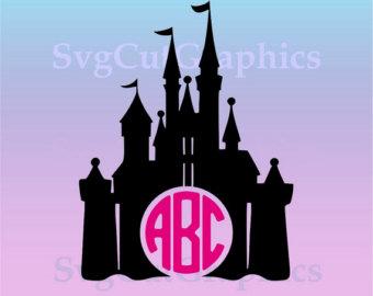 Cinderella's Castle svg #8, Download drawings