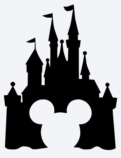 Cinderella's Castle svg #15, Download drawings