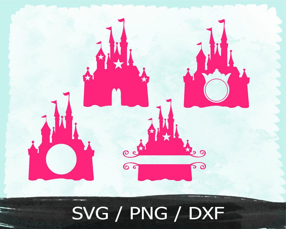 Cinderella's Castle svg #14, Download drawings