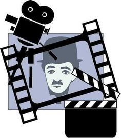 Cinema clipart #1, Download drawings