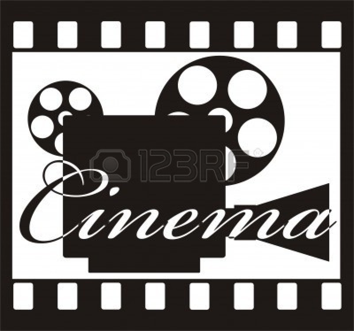 Cinema clipart #5, Download drawings