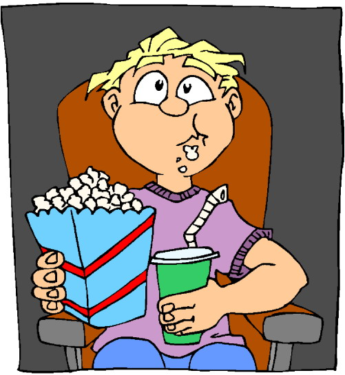 Cinema clipart #10, Download drawings