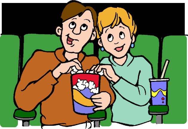 Cinema clipart #4, Download drawings