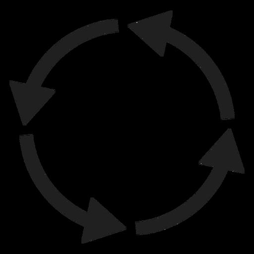 circle arrow svg #840, Download drawings