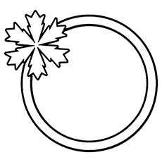 Circle coloring #6, Download drawings