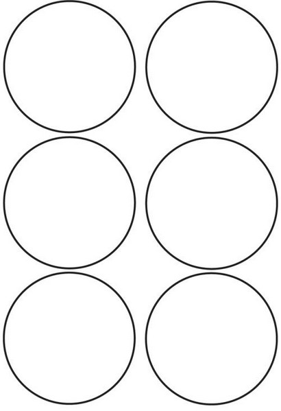 Circle coloring #1, Download drawings