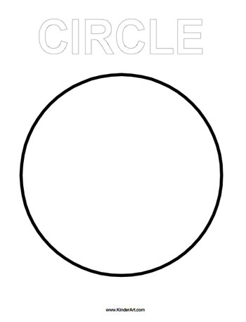 Circle coloring #14, Download drawings