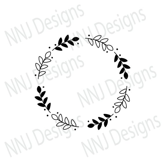 circle wreath svg #120, Download drawings