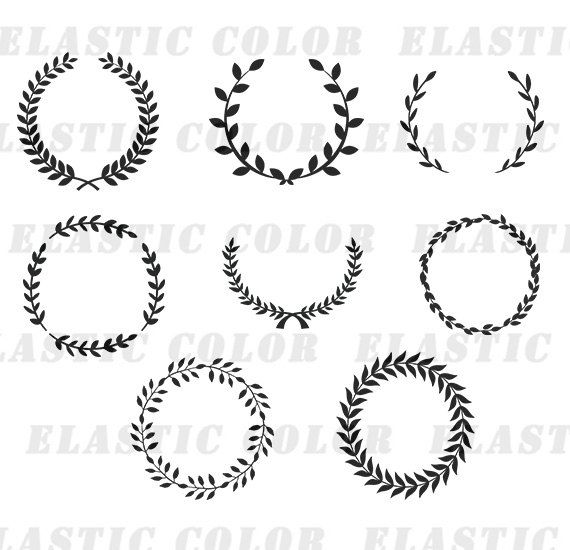 circle wreath svg #114, Download drawings