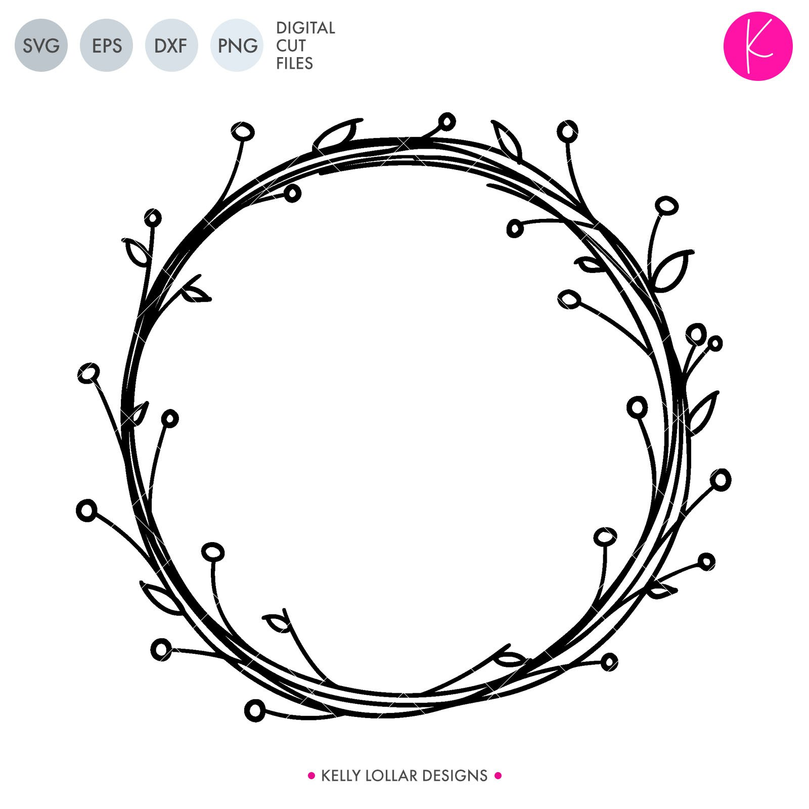 floral wreath svg #324, Download drawings