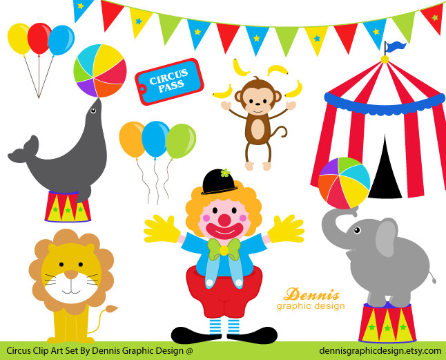 Circus clipart #6, Download drawings