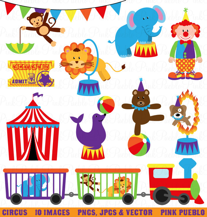 Circus clipart #3, Download drawings