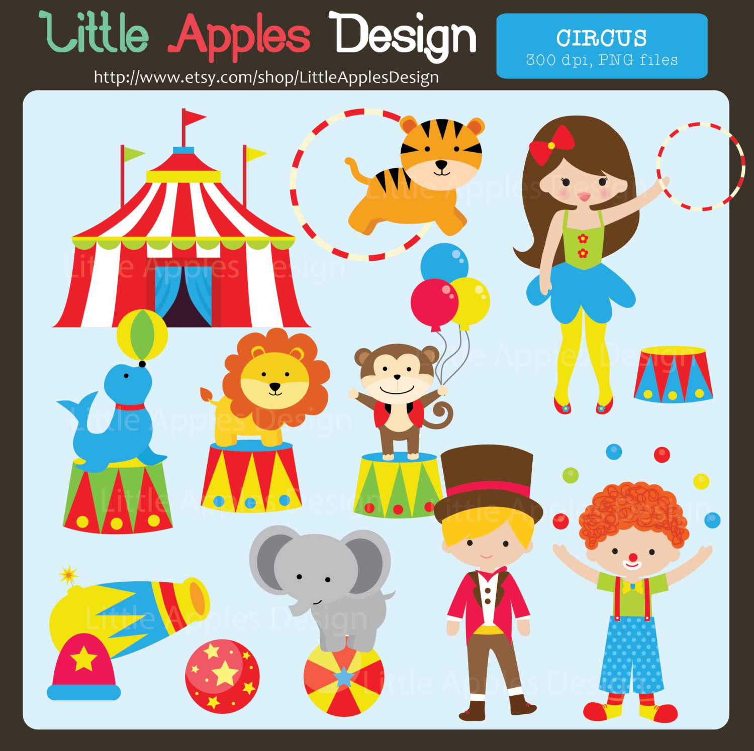 Circus clipart #14, Download drawings