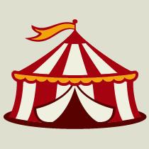 Circus svg #20, Download drawings