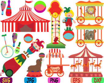 Circus svg #16, Download drawings