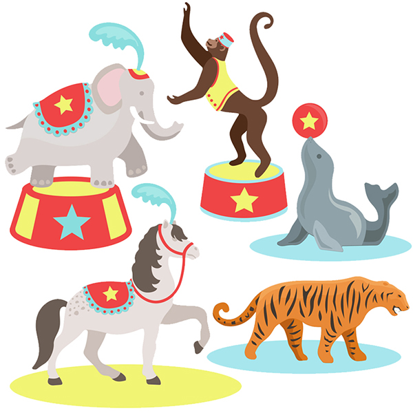 Circus svg #1, Download drawings