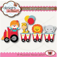 Circus svg #3, Download drawings