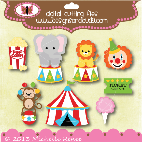 Circus svg #13, Download drawings
