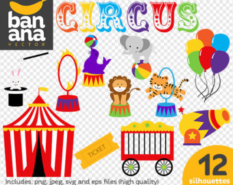 Circus svg #18, Download drawings