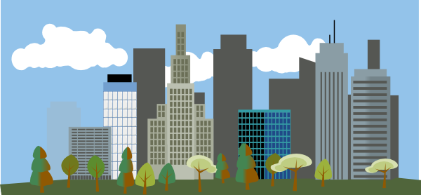 City clipart #16, Download drawings