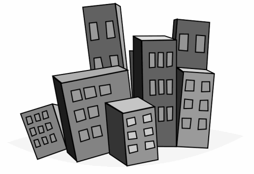 City clipart #15, Download drawings