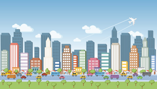 City svg #15, Download drawings