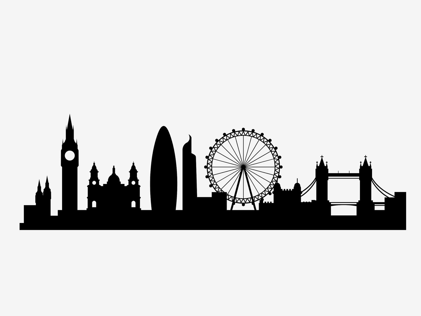 London svg #16, Download drawings