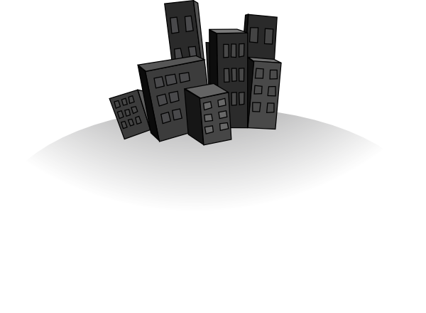 City svg #3, Download drawings