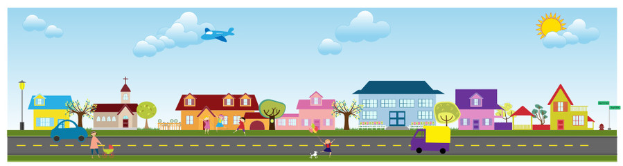 City svg #14, Download drawings