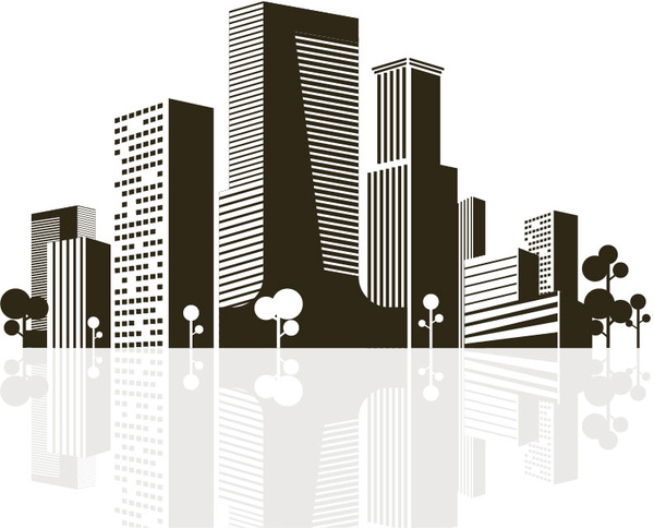 Cityscape clipart #3, Download drawings