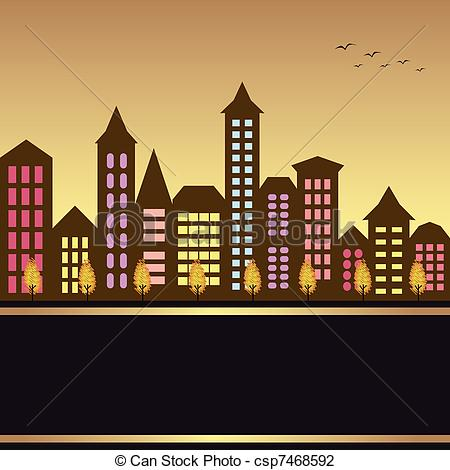 Cityscape clipart #9, Download drawings