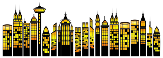 Cityscape clipart #14, Download drawings