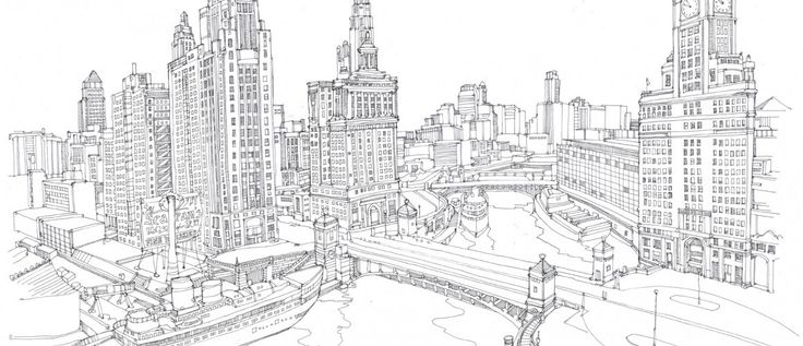 Cityscape coloring, Download Cityscape coloring for free 2019